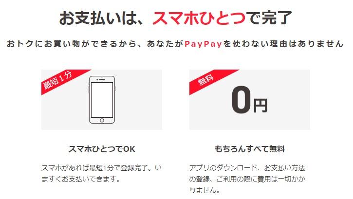 PayPayとは1