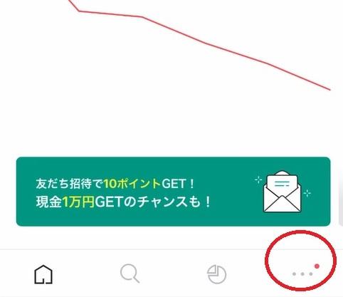 LINEポイントからLINEPay残高への交換5